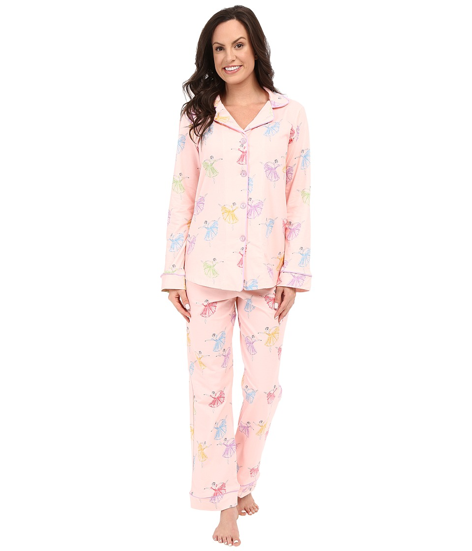 BedHead - Classic Stretch PJ Set (Prima Ballerina) Women's Pajama Sets
