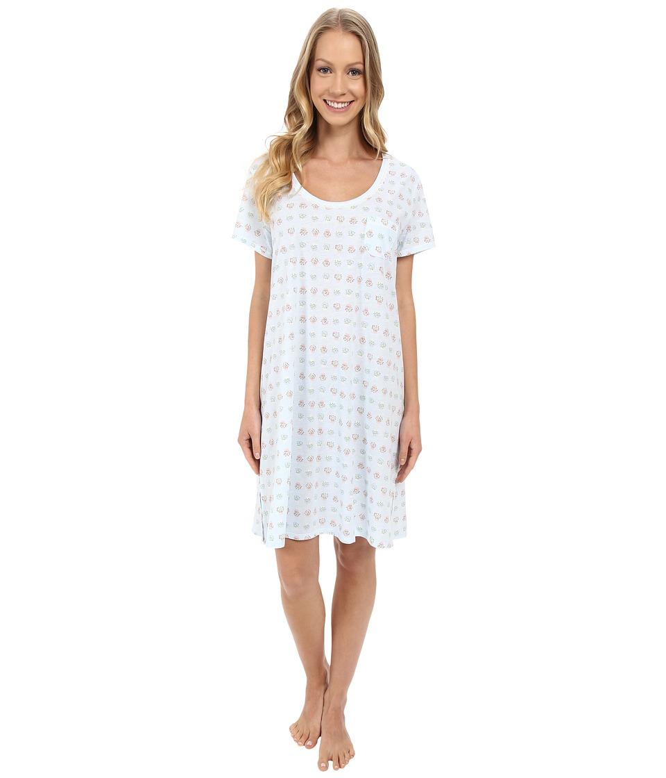 Carole Hochman - Key Item Sleepshirt (Garden) Women's Pajama