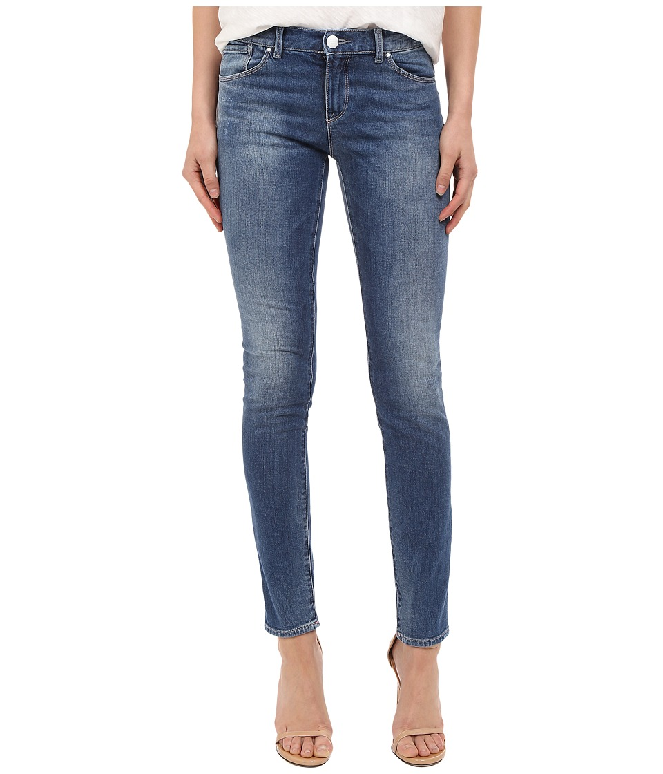 Armani Jeans - Light Used Stretch Denim with Brokens and Repairs (Denim Fit J23) Women's Jeans