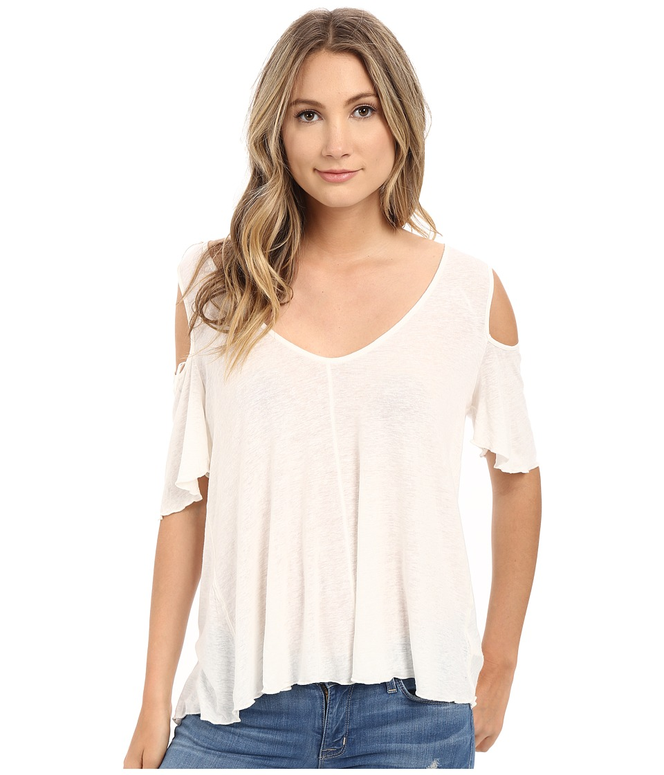 Free People - Bittersweet Tee (Ivory) Women's T Shirt