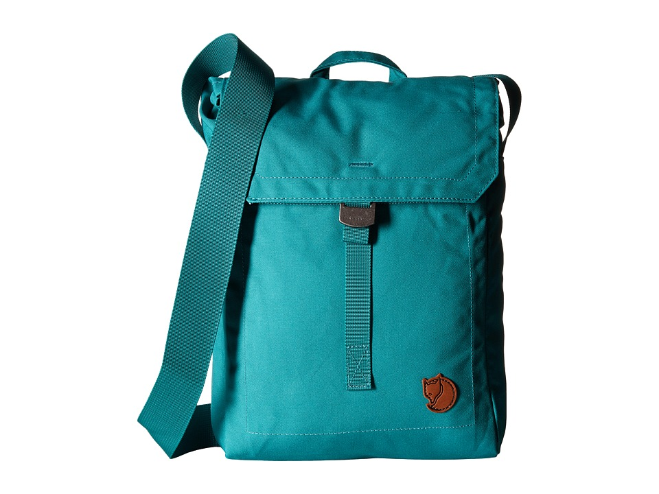 Fj llr ven - Foldsack No. 3 (Copper Green) Backpack Bags