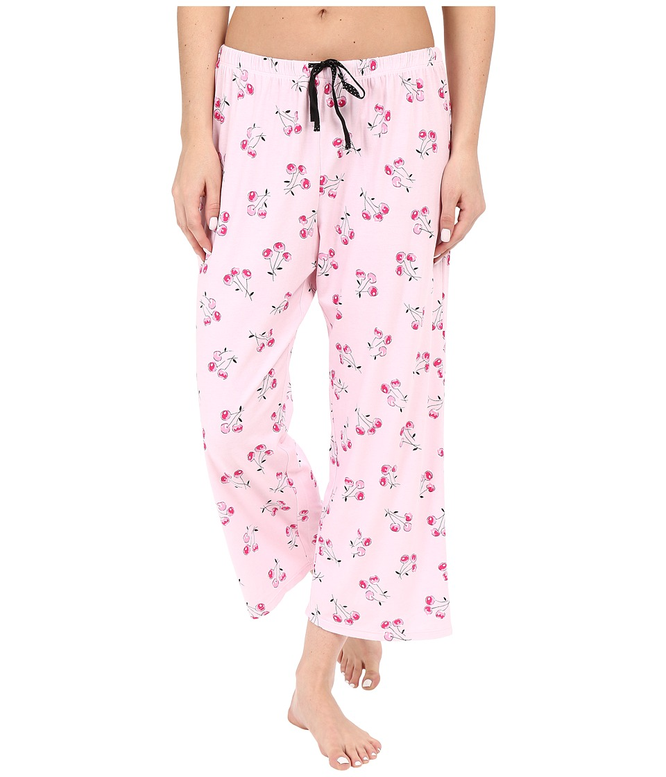 Jockey - Printed Capri Pants (Cherries) Women's Pajama plus size,  plus size fashion plus size appare