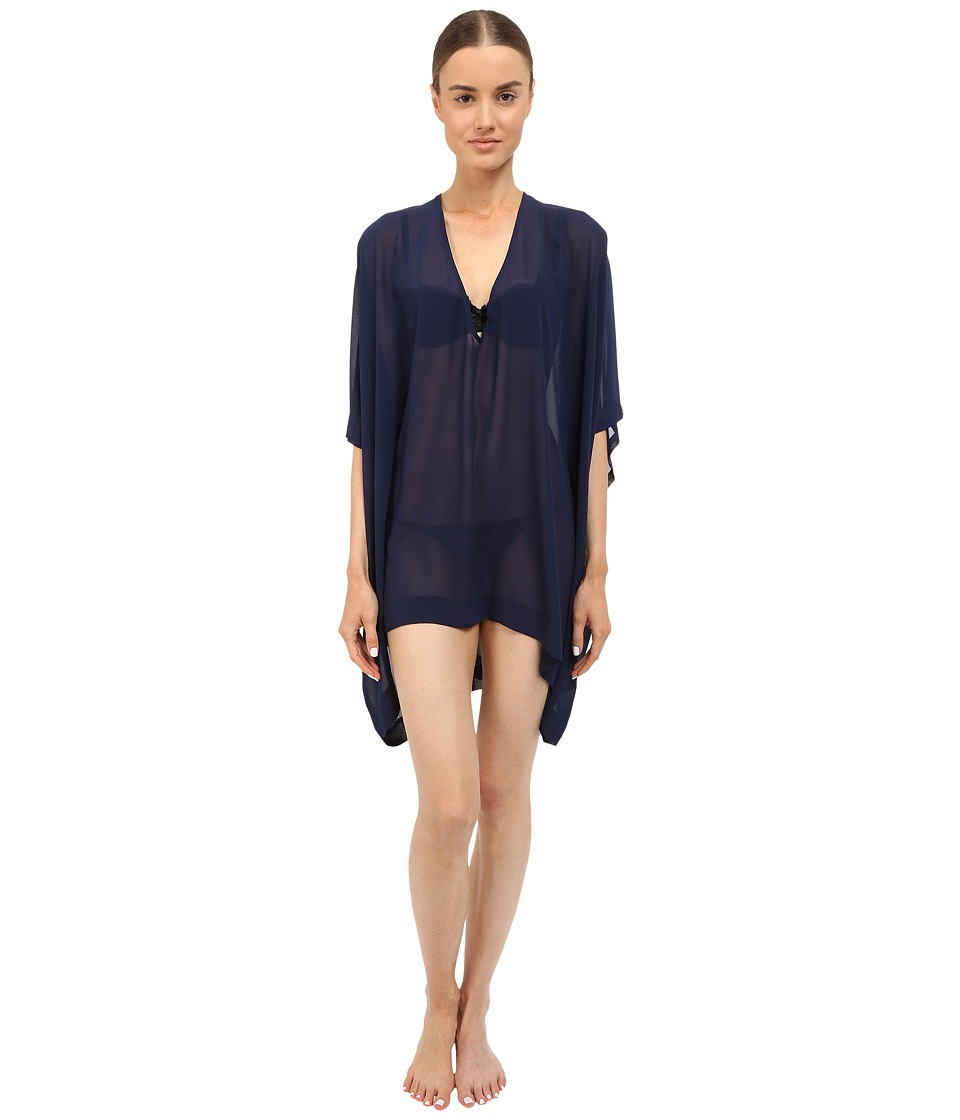 L'Agent by Agent Provocateur - Rosana Cover-Up (Navy) Women's Swimwear