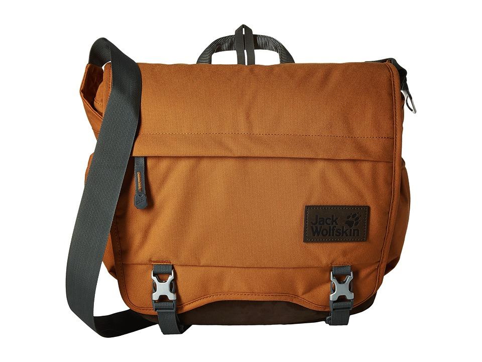 Jack Wolfskin - Camden Town (Curcuma) Messenger Bags
