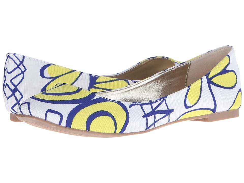 LFL by Lust For Life - Callista (Yellow Multi) Women's Flat Shoes