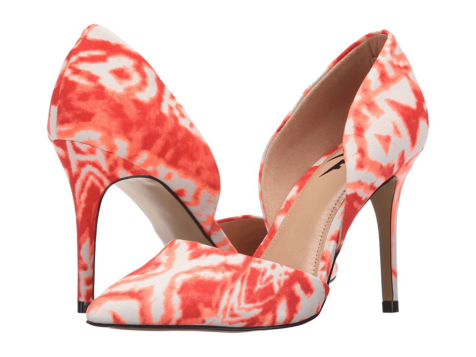 LFL by Lust For Life - Saint (Coral Multi) High Heels
