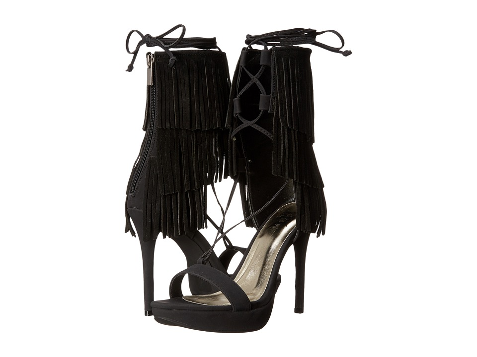 LFL by Lust For Life - React (Black) High Heels