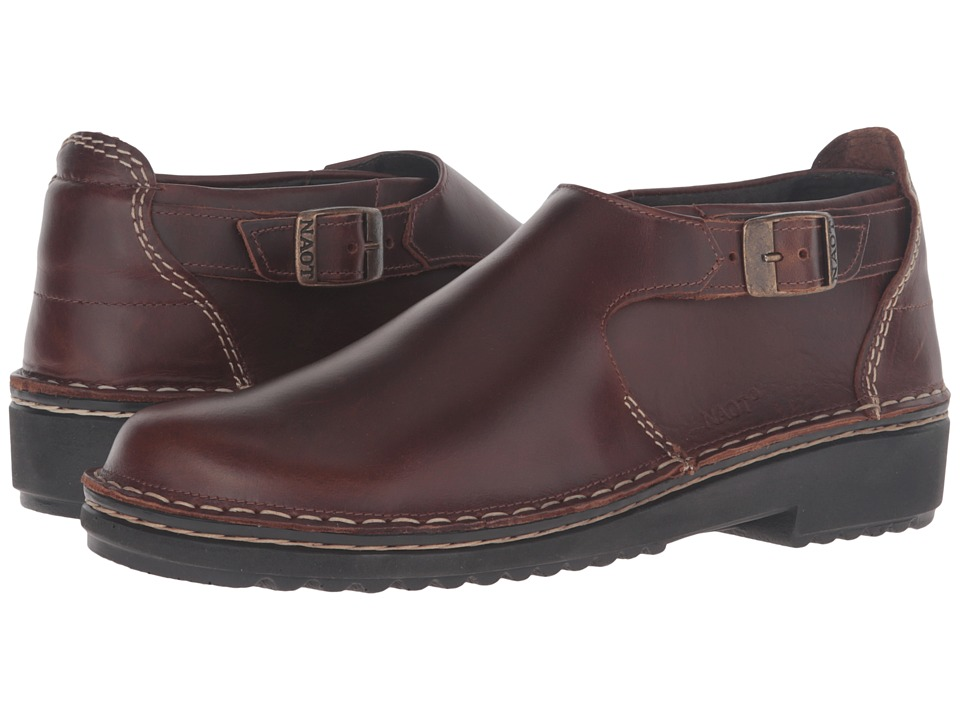 Naot Footwear - Malta (Buffalo Leather) Women's Shoes