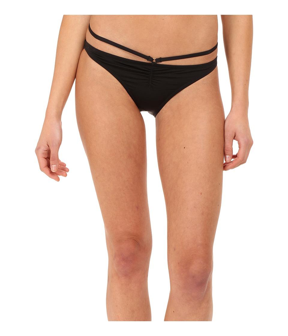 L'Agent by Agent Provocateur - Alexie Bikini Bottom (Black) Women's Swimwear