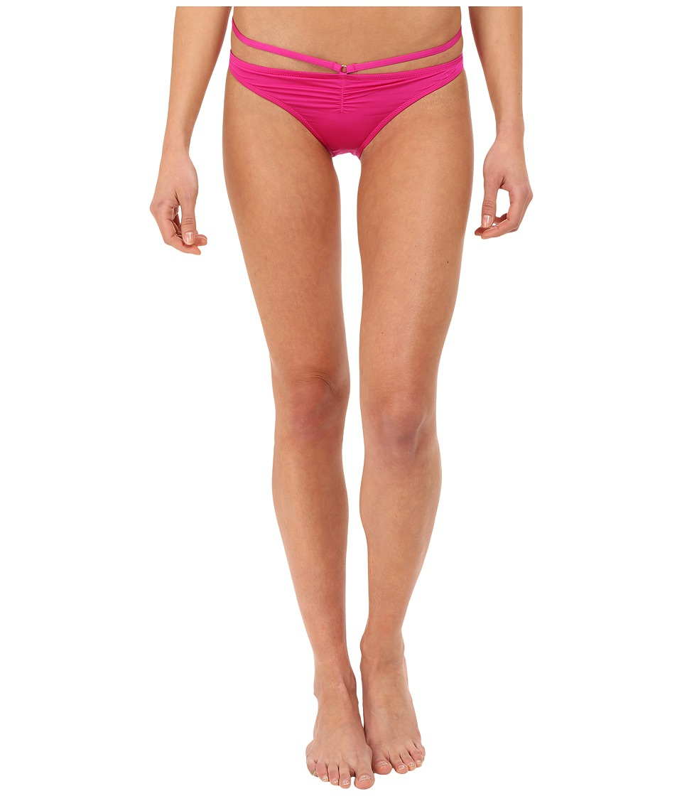 L'Agent by Agent Provocateur - Alexie Bikini Bottom (Pink) Women's Swimwear