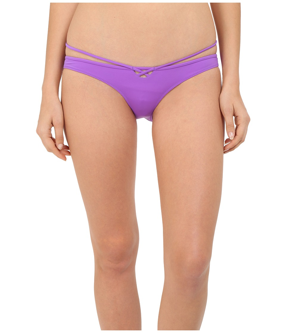 L'Agent by Agent Provocateur - Avril Bikini Bottom (Violet) Women's Swimwear