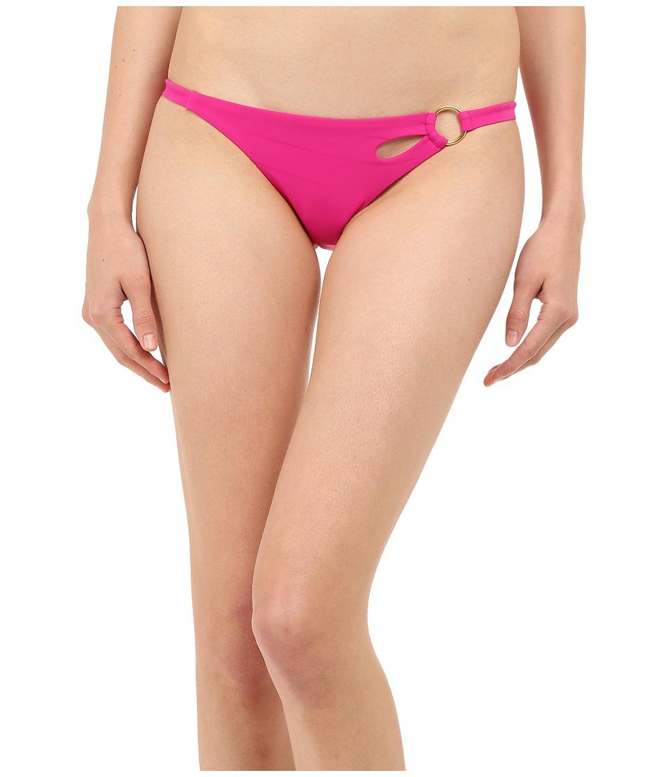 L'Agent by Agent Provocateur - Adrina Bikini Bottom (Pink) Women's Swimwear