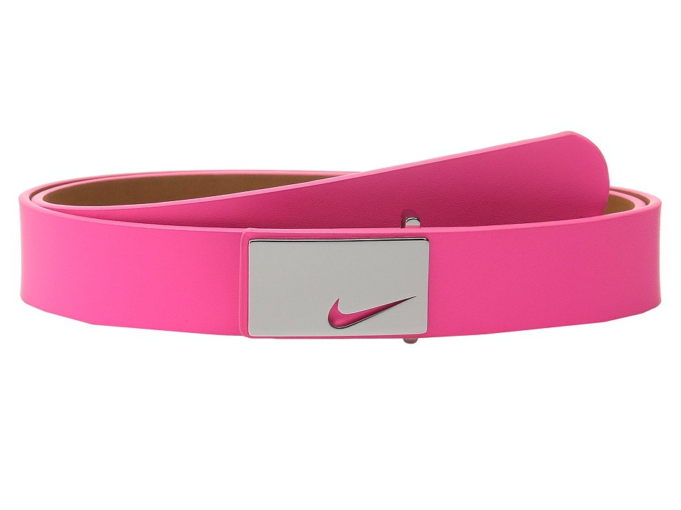 Nike - Sleek Modern (Hyper Pink) Women's Belts