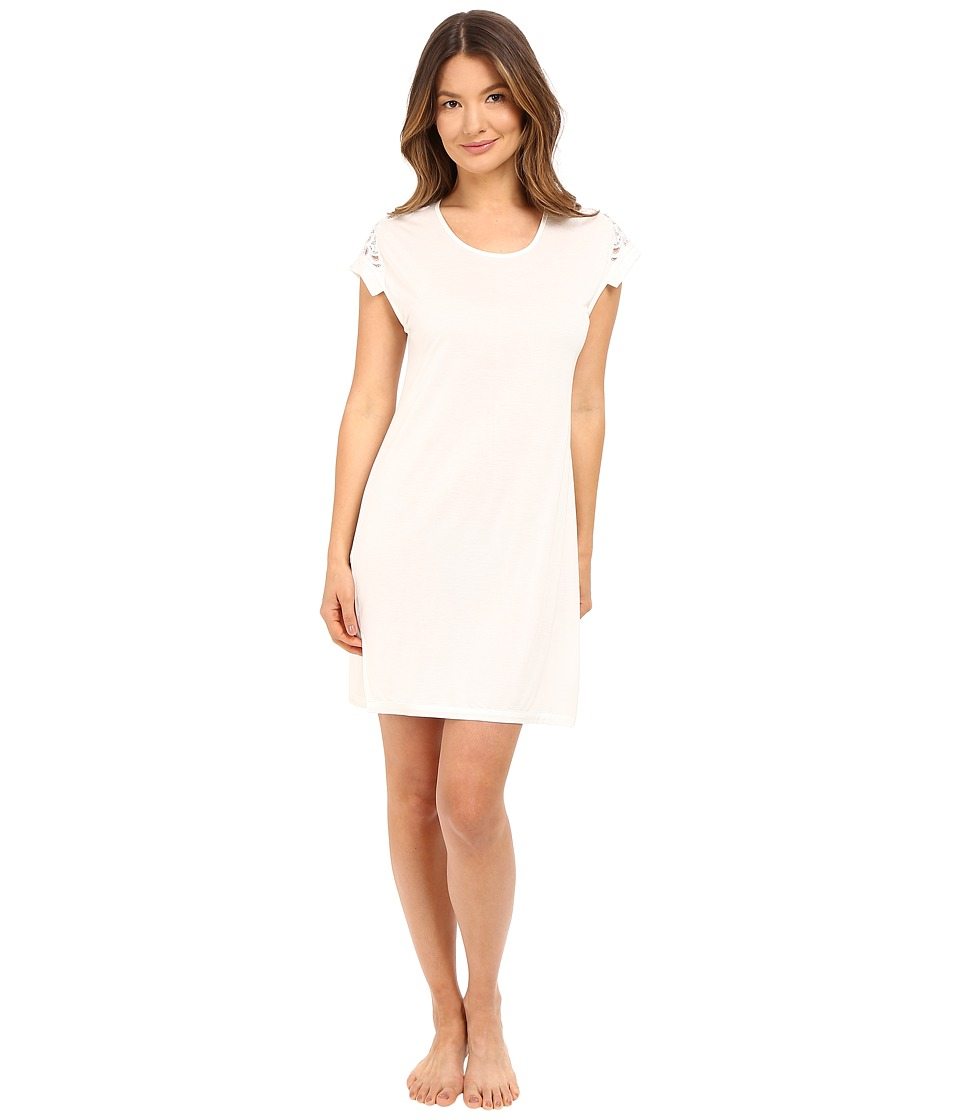 La Perla - Windflower Sleep Shirt (White) Women's Pajama