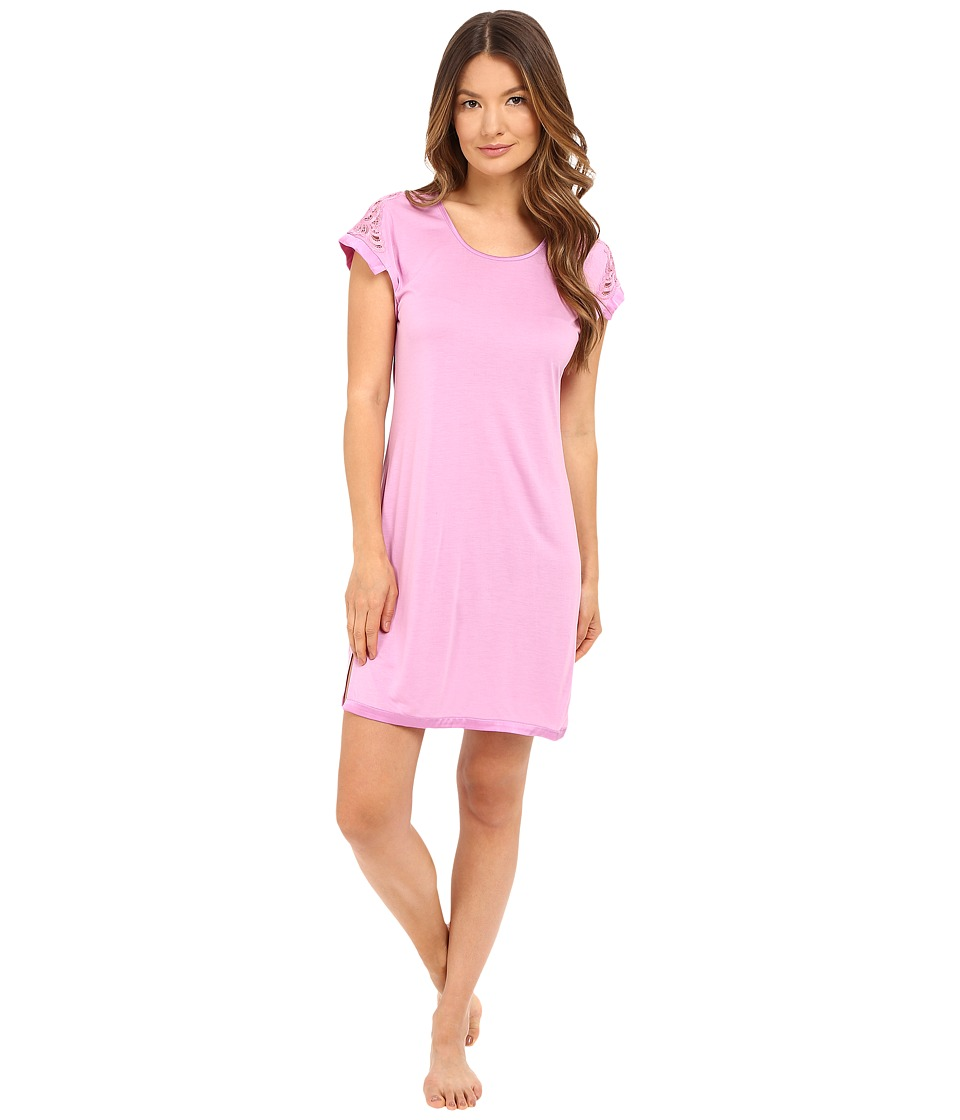 La Perla - Windflower Sleep Shirt (Pink) Women's Pajama