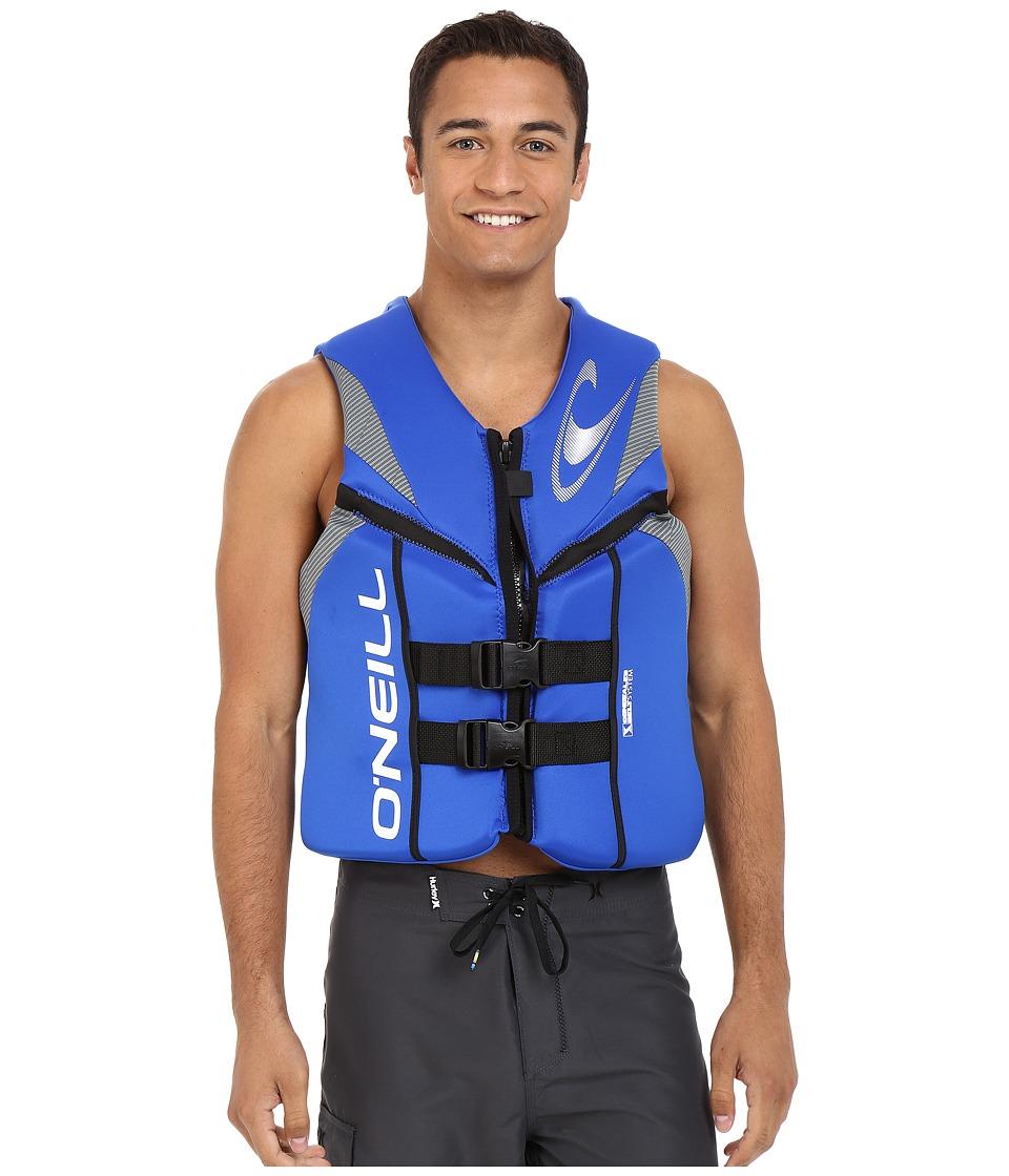O'Neill - Reactor USCG Vest (Pacific/Lunar/Black) Men's Swimwear