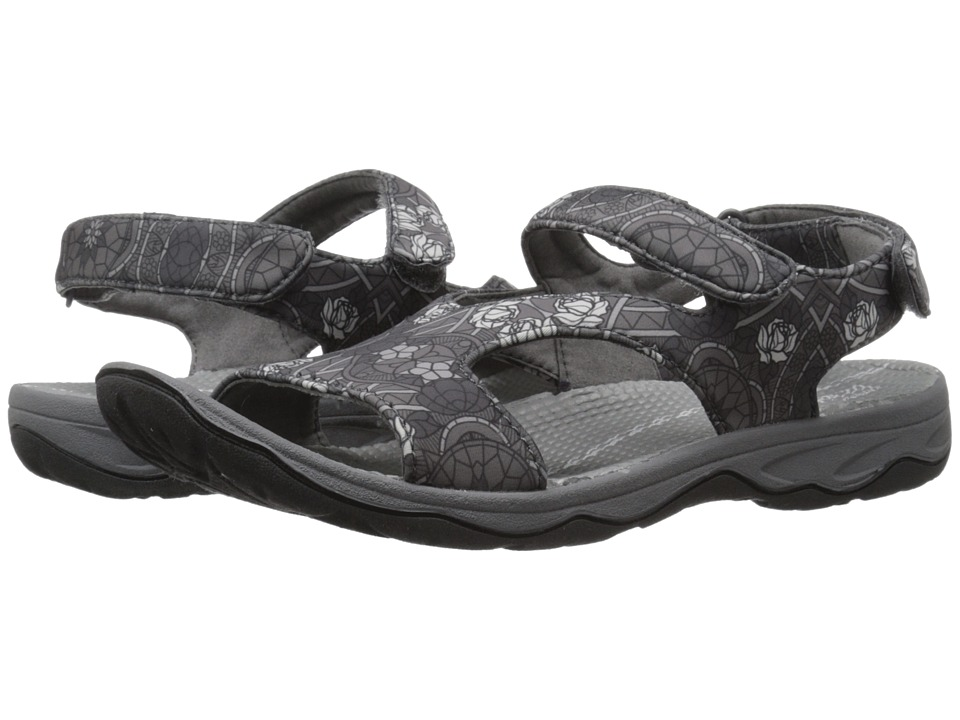 Easy Spirit - Yogala (Grey Multi) Women's Shoes