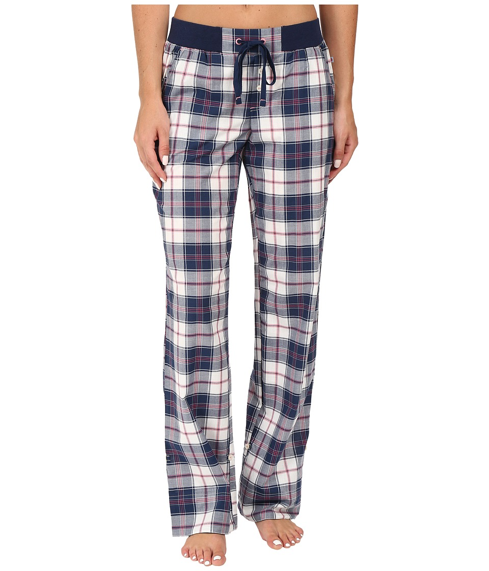 Jane & Bleecker - Cotton Lawn Pants (Park Plaid) Women's Pajama