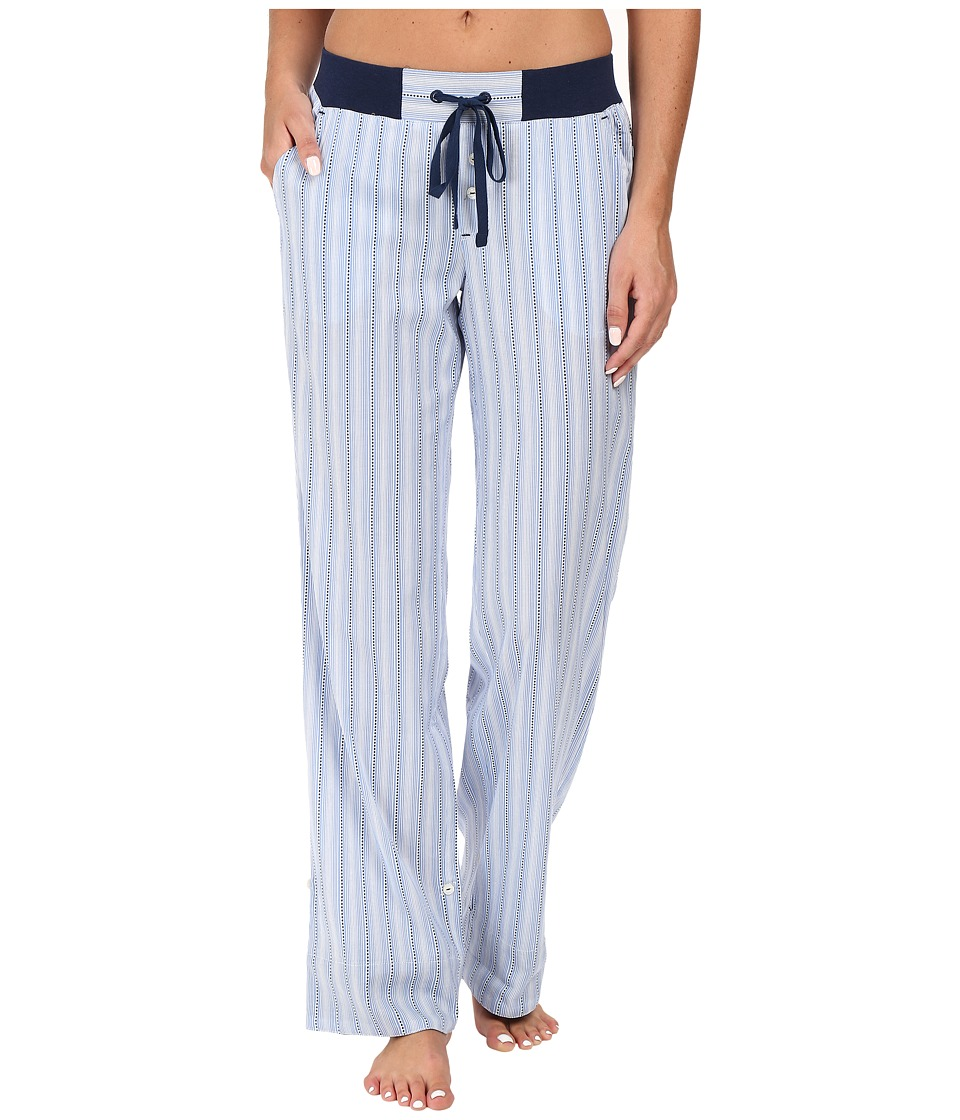 Jane & Bleecker - Cotton Lawn Pants (Park Stripe) Women's Pajama