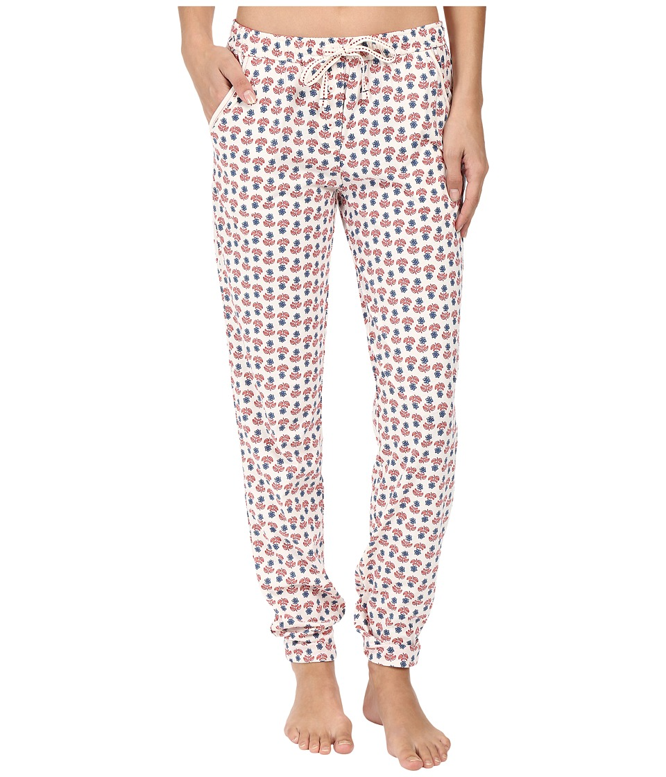 Jane & Bleecker - Jersey Pants (Star Flower) Women's Pajama