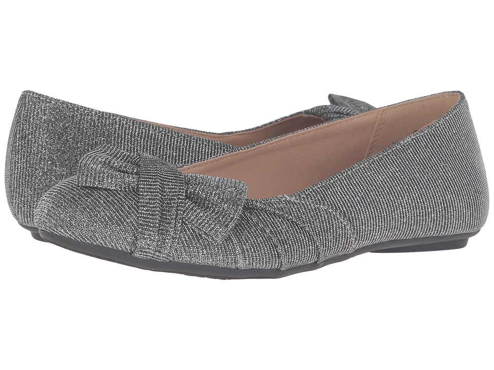 Steve Madden Kids - Britneee (Little Kid/Big Kid) (Pewter) Girl