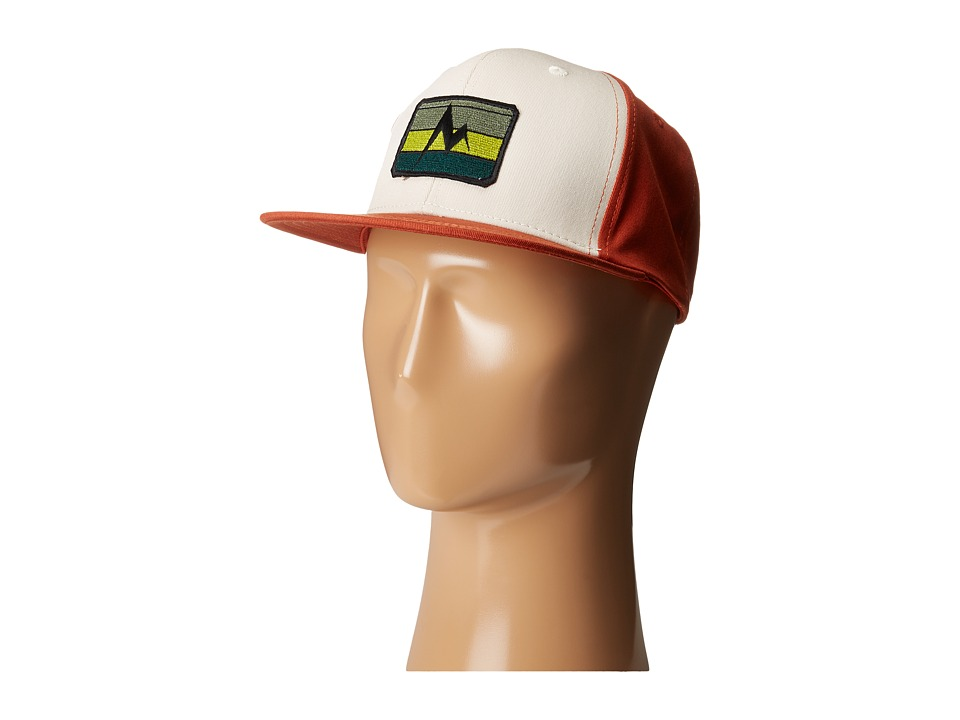 Marmot - Origins Cap (Sunrise Dark Rust) Caps