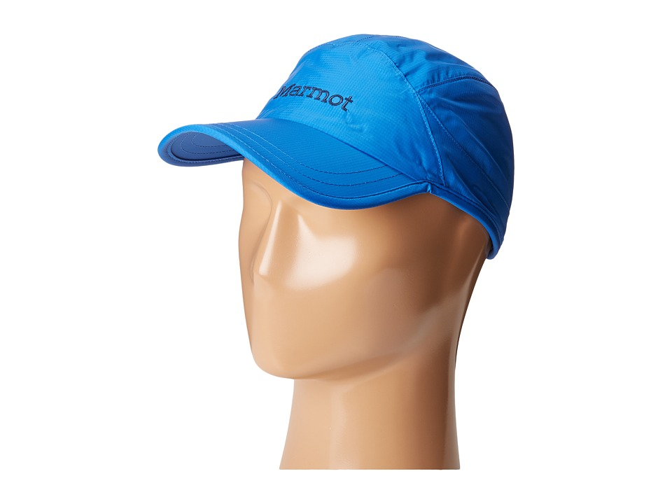 Marmot - Precip Baseball Cap (True Blue) Baseball Caps