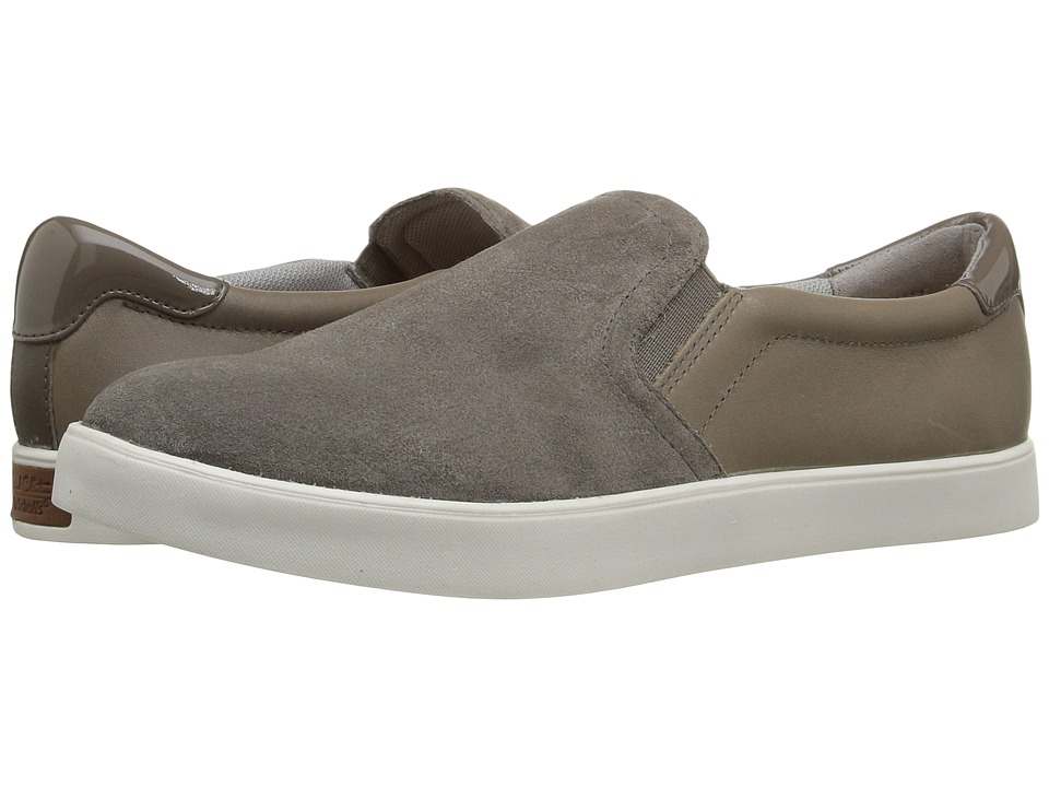 Dr. Scholl's - Scout - Original Collection (Nickel Suede/Leather) Women's Slip on Shoes