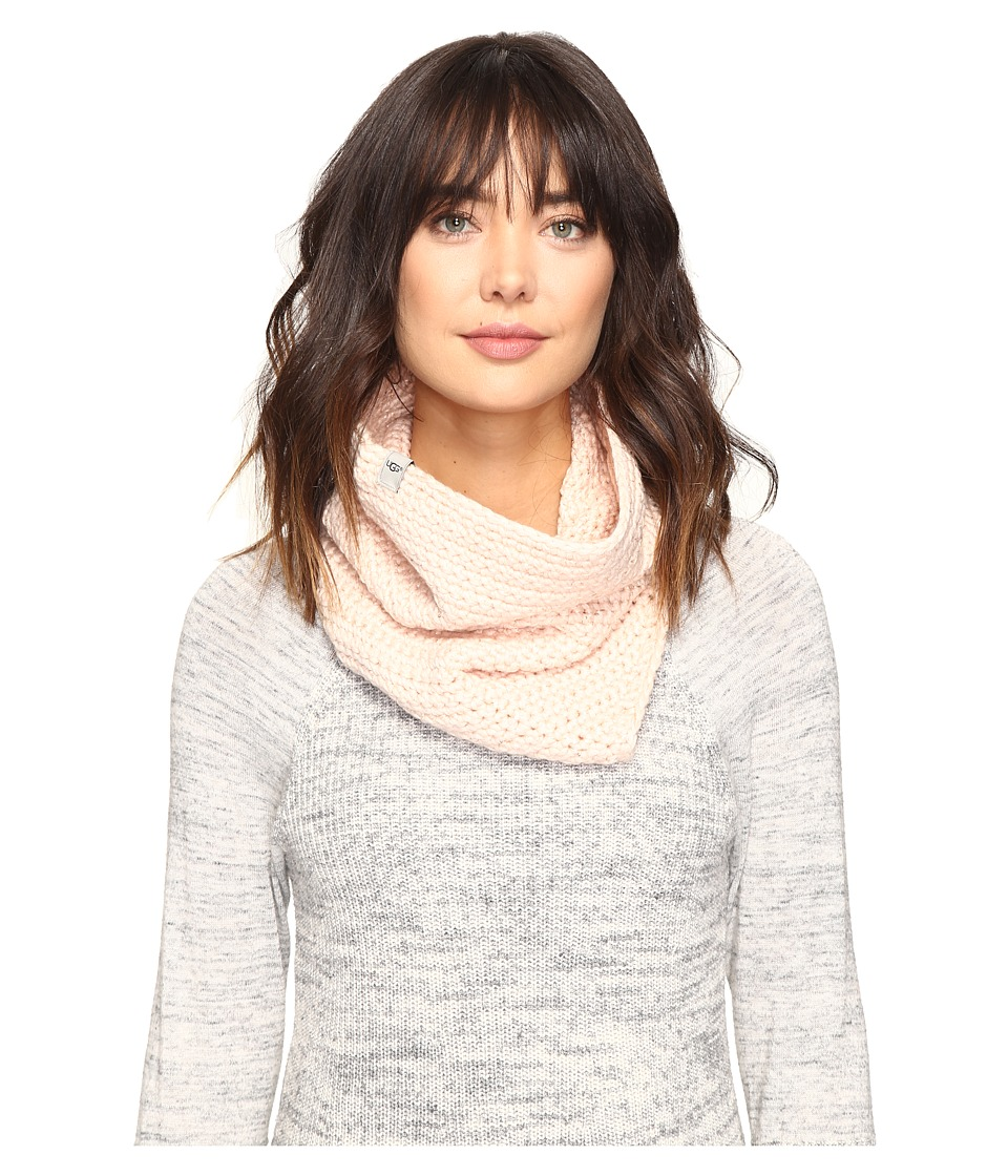 UGG - Crochet Snood with Lurex Sequins (Freshwater Pearl Multi) Scarves