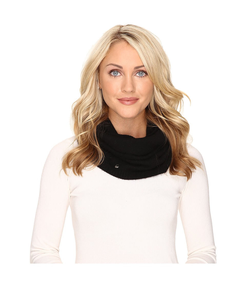 UGG - Luxe Snood (Black) Scarves