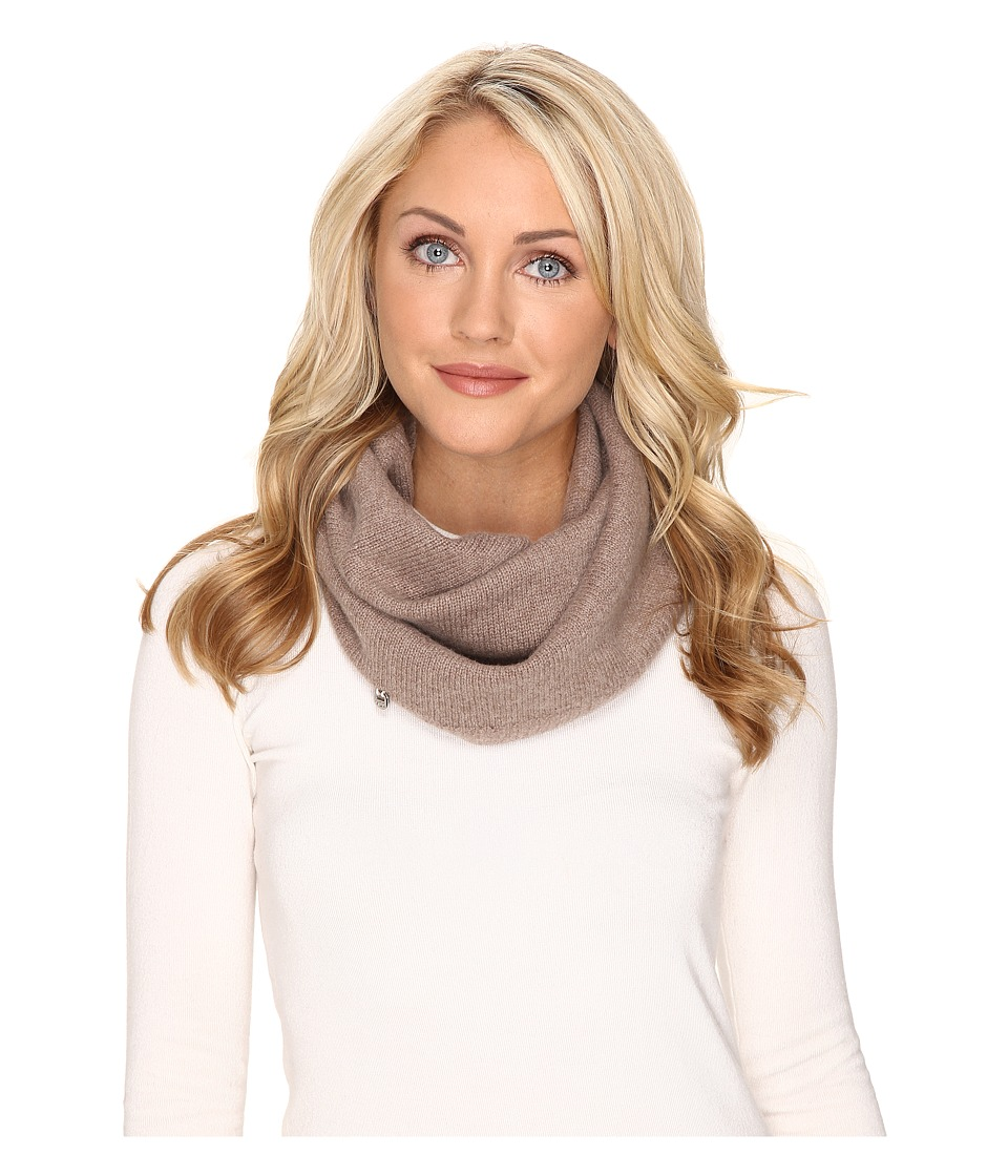 UGG - Luxe Snood (Stormy Grey Heather) Scarves