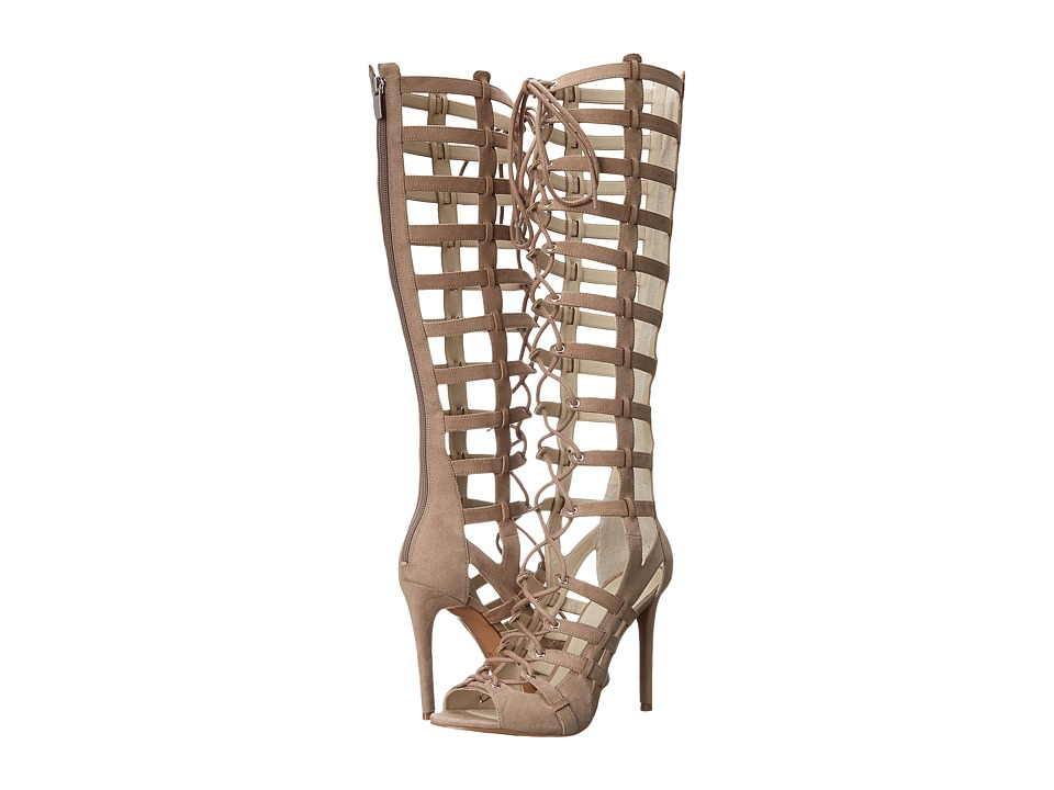 KENDALL + KYLIE - Emily (Taupe Suede) High Heels