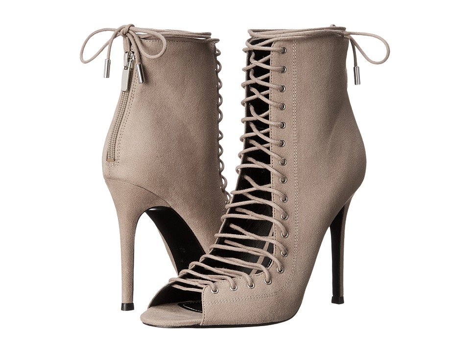 KENDALL + KYLIE - Ginny (Taupe Suede) High Heels