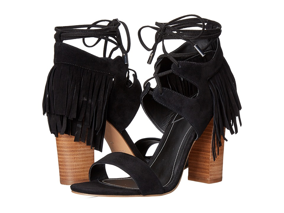 KENDALL + KYLIE - Saree (Black/Black) High Heels
