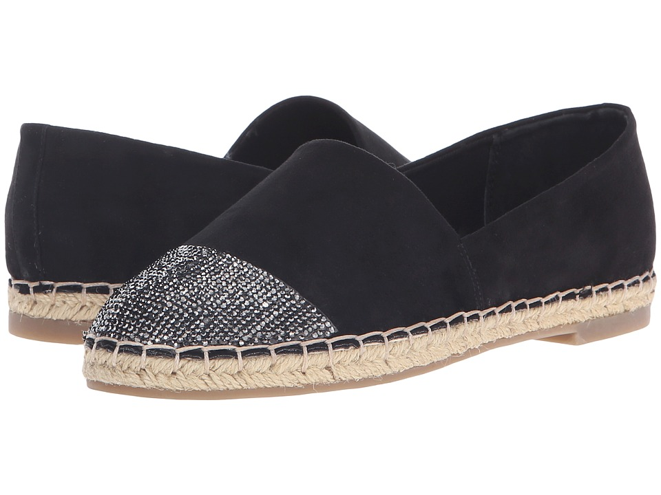 KENDALL + KYLIE - Corey (Black) Women's Flat Shoes