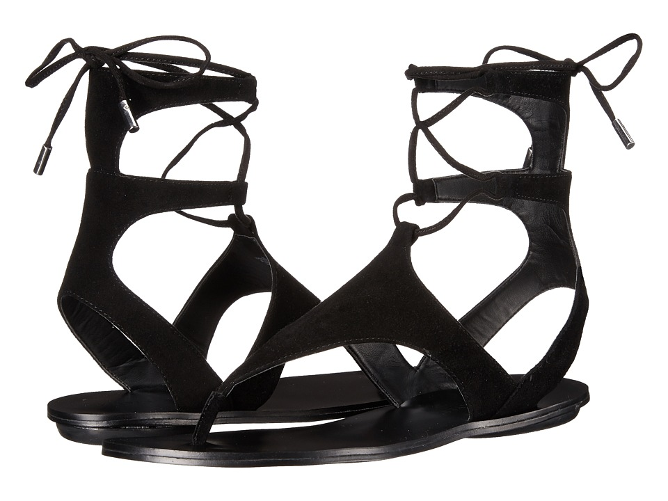 KENDALL + KYLIE - Faris (Black/Black) Women's Sandals