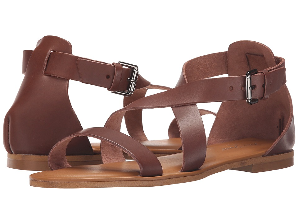Massimo Matteo - 3 Band Sandal (Testa Di Moro) Women's Sandals