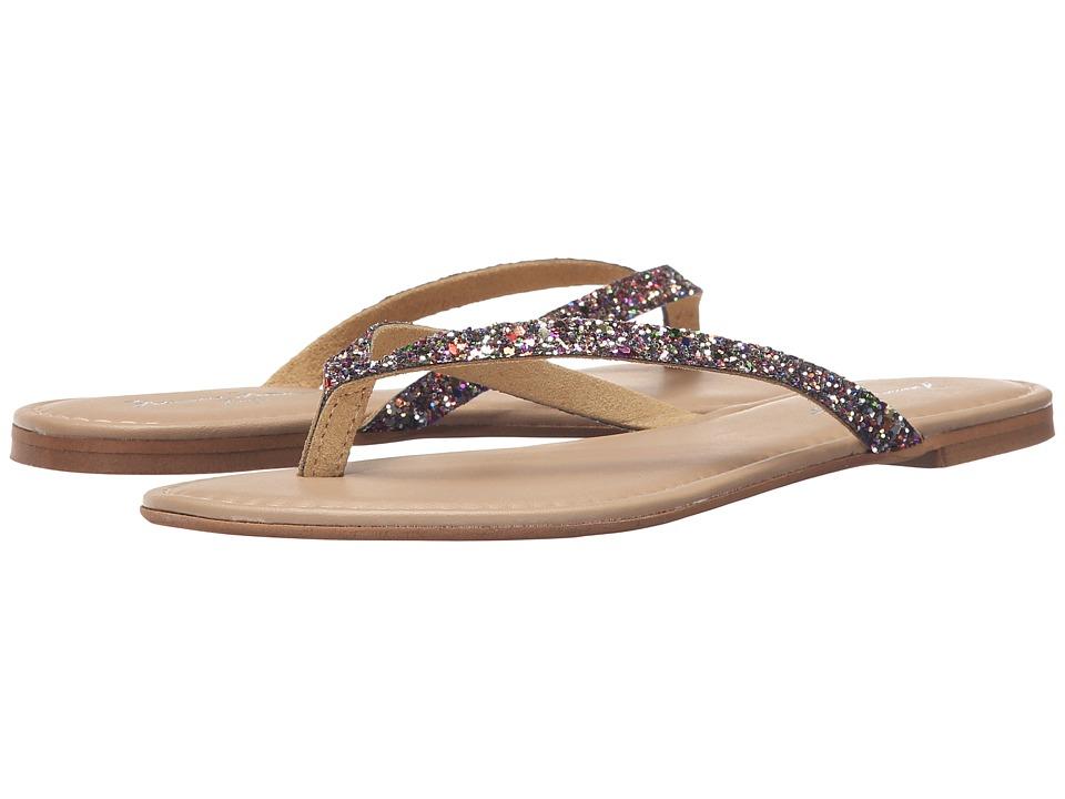 Massimo Matteo - Thong (Glitter) Women's Sandals