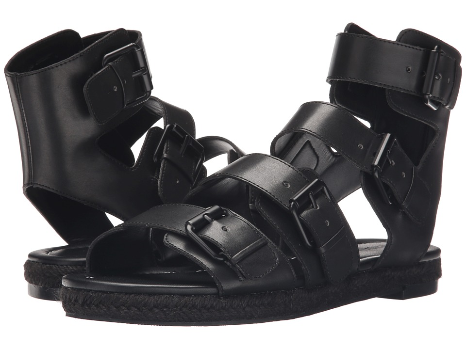 KENDALL + KYLIE - Jackie (Black) Women's Sandals