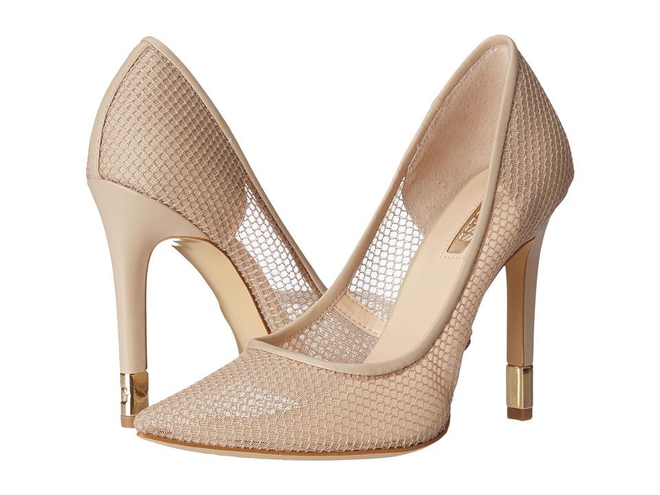 GUESS - Babbitt (Natural Fabric) High Heels