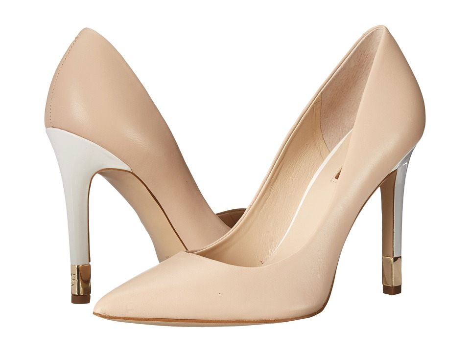 GUESS - Babbitta (Natural Leather) High Heels