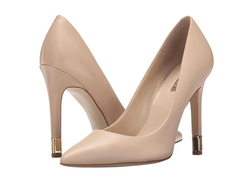 GUESS - Babbitta (Medium Natural Leather) High Heels