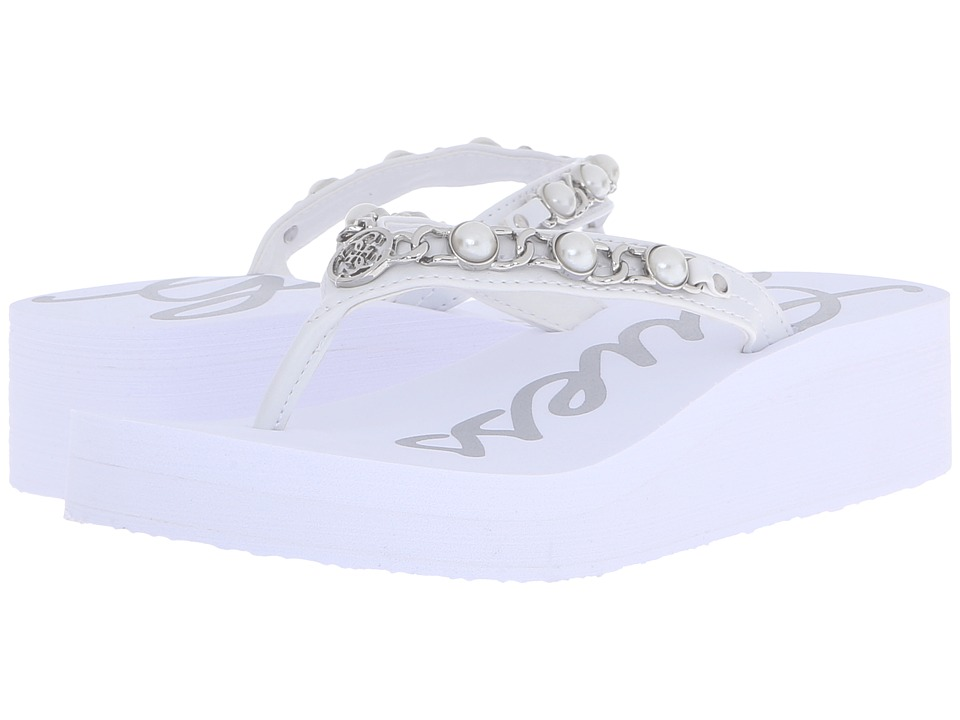 GUESS - Ettera (White Eva) Women's Sandals