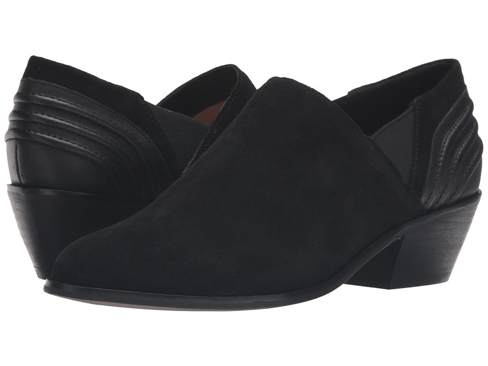Dr. Scholl's - Jassy - Original Collection (Black Leather) Women's Shoes