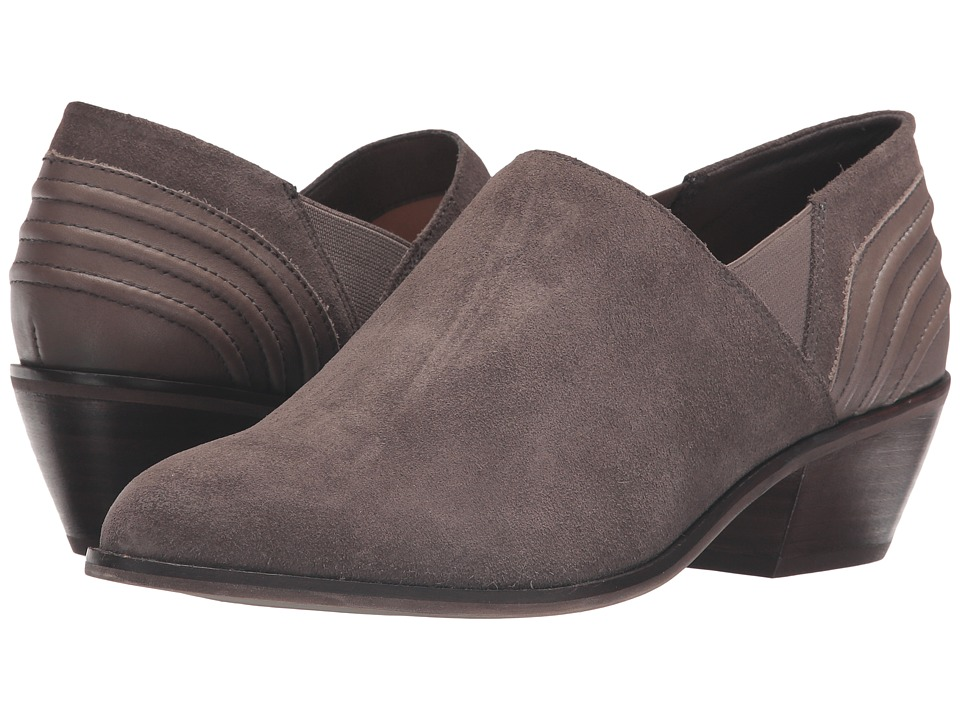 Dr. Scholl's - Jassy - Original Collection (Brushed Nickel Leather) Women's Shoes