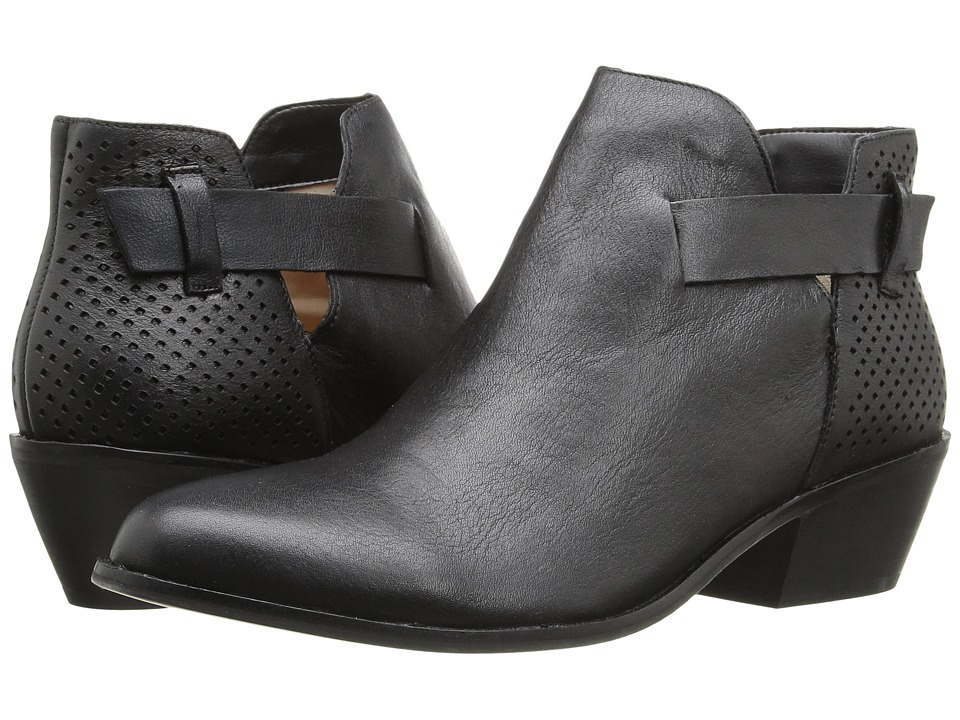 Dr. Scholl's - Jonet - Original Collection (Black Leather) Women's Shoes