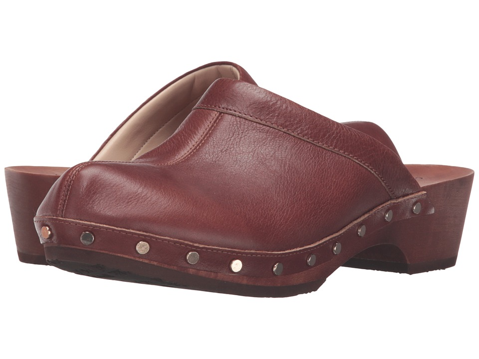 Dr. Scholl's - Moment - Original Collection (Cognac Leather) Women's Shoes