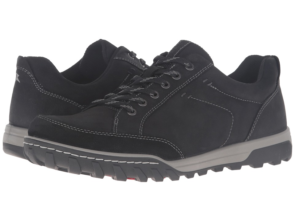 Ecco Performance - Urban Lifestyle Vermont (Black/Black) Men's Lace up casual Shoes