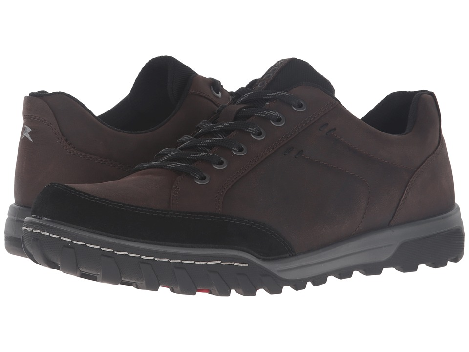 Ecco Performance - Urban Lifestyle Vermont (Espresso/Coffee) Men's Lace up casual Shoes