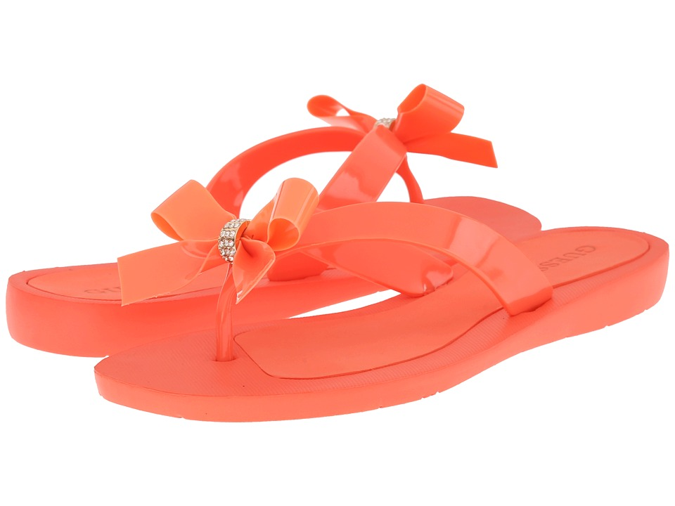 GUESS - Tutu (Orange EVA) Women's Sandals